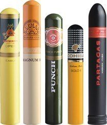 Zigarren Probiersets / Sampler Zigarrensampler Tubos
