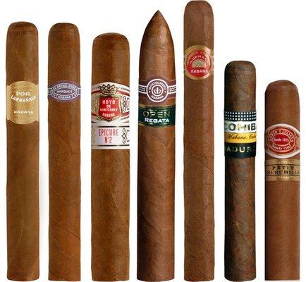 zigarren probiersets sampler zigarrensampler einsteiger zigarren bewertungen. Black Bedroom Furniture Sets. Home Design Ideas