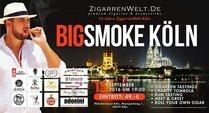 Veranstaltung @ ZigarrenWelt: BIG Smoke Köln - 15. September 2016