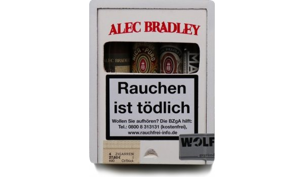Alec Bradley TASTE of the WORLD Short Robusto Collection