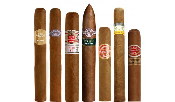 Zigarrensampler Einsteiger