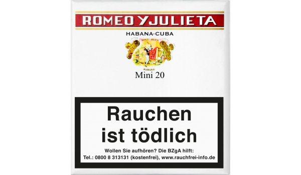 Romeo Y Julieta Mini - Zigarillos