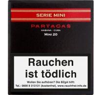 Partagas Serie Mini 20er Pkg - Zigarillos