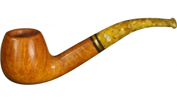 Savinelli Miele 636 Briar Pipe Orange Tones