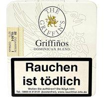 Griffinos Zigarillos Blechschachtel mit 20 Stück