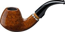 VAUEN Bent Tobacco Pipe Limited Edition