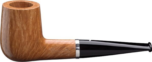 Caminetto Vintage Shape 01 Briar Pipe Naturale