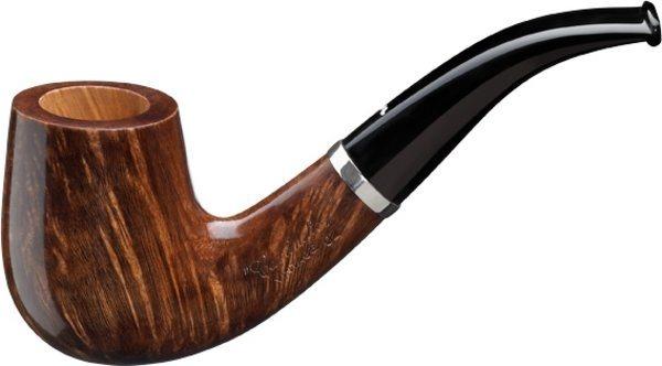 Caminetto Vintage Shape 02 Tobacco Pipe Marrone