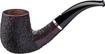 Caminetto Vintage Shape 02 Tobacco Pipe Rustica