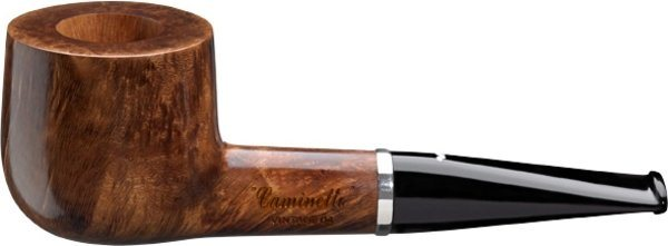 Caminetto Vintage Shape 04 Tobacco Pipe Marrone