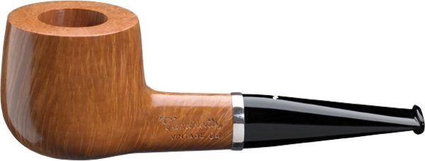 Caminetto Vintage Shape 04 Tobacco Pipe Naturale