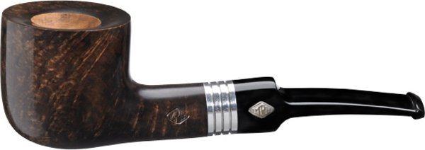 Brebbia Pietra Shape 133 Tobacco Pipe Dark