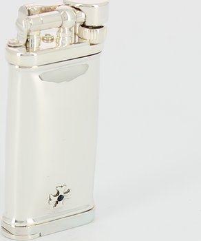 Sillem's Old Boy Pfeifenfeuerzeug Sterling Silber