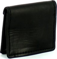 Leather Wallet for 5 Pipe Filters