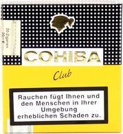 Club - Zigarillos Foto 100