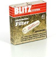 Blitz System Aktivkohlefilter 40ct