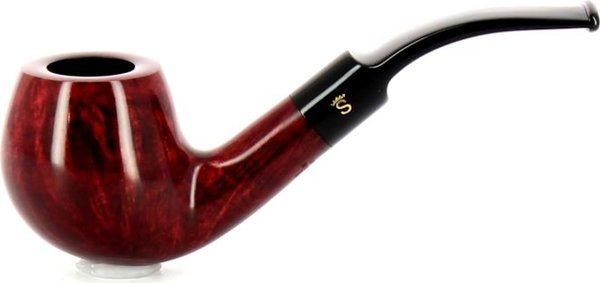 Stanwell Featherweight 304 Bruyère-Pfeife Rot