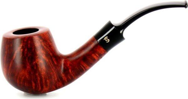 Stanwell Silke Brun 084 Tabakpfeife Braun