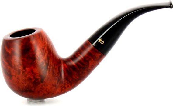 Stanwell Silke Brun 185 Bruyère-Pfeife Braun