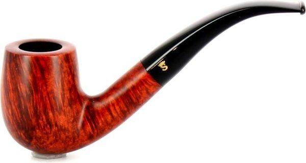 Stanwell Silke Brun 246 Pfeife Braun